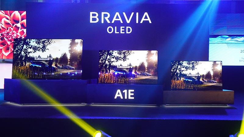Sony công bố A8F và X9000F tại VN: Thế hệ TV BRAVIA OLED & 4K HDR mới - ảnh 3