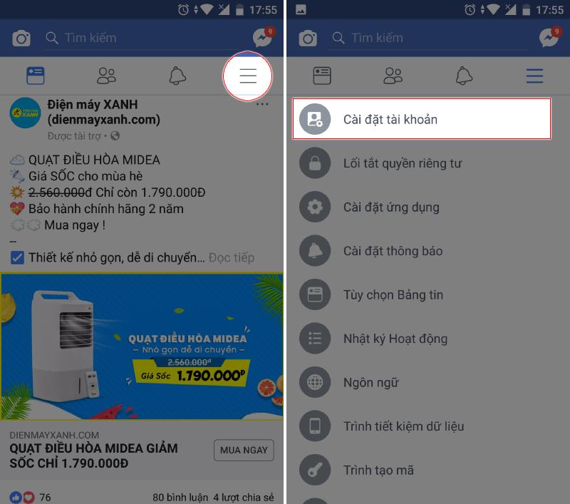 Facebook đã cho phép chỉnh sửa quyền truy cập ứng dụng như smartphone - ảnh 3