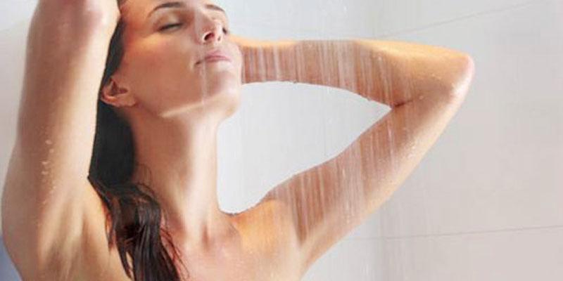 Không nên tắm khi cơ thể có nhiều mồ hôi