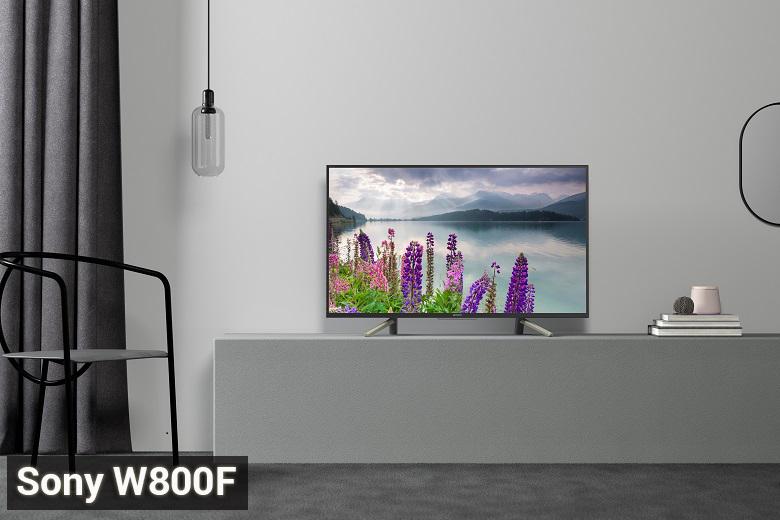 Tivi Sony W800F 2018
