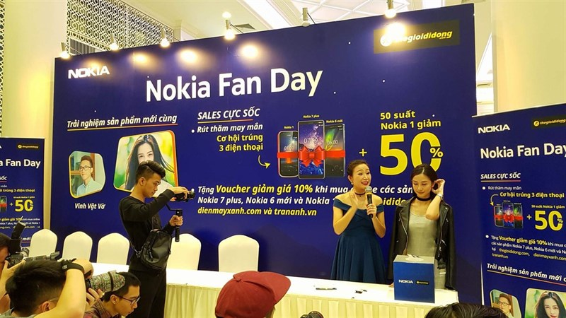 nokia fan day 2018