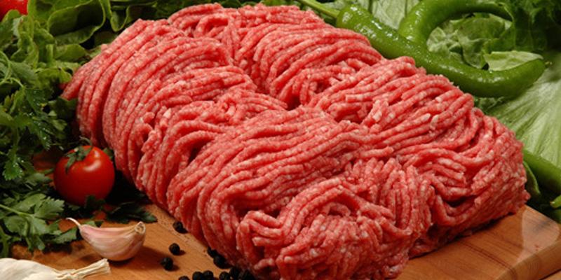 thời hạn dùng thịt bò xay