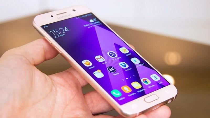 Galaxy A5 2017 bắt đầu nhận bản cập nhật Android Oreo
