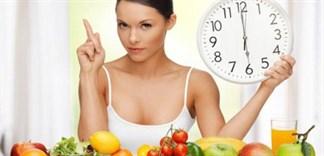 'Ăn uống đúng giờ' - bí quyết ăn xả láng không lo tăng cân