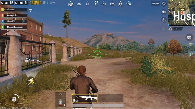 hack skin súng pubg mobile