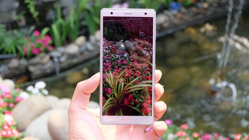 Điểm danh 5 công nghệ cực HOT trên Sony Xperia XZ2