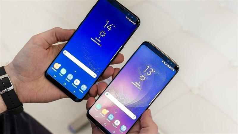 Galaxy S8 và Galaxy S8+ được cập nhật bảo mật, nâng cao độ ổn định cho camera