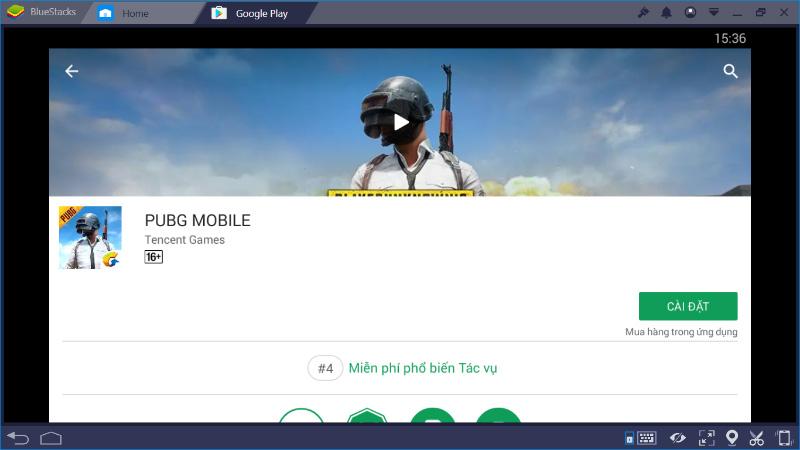 PUBG Mobile: Hướng dẫn cài đặt chơi trên PUBG Mobile cực mượt