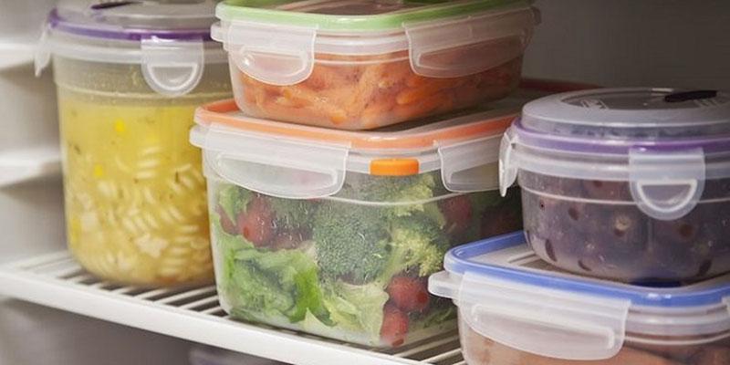 Bảo quản rau trong tủ lạnh