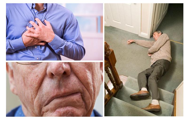 Triệu chứng bóc tách động mạch chủ