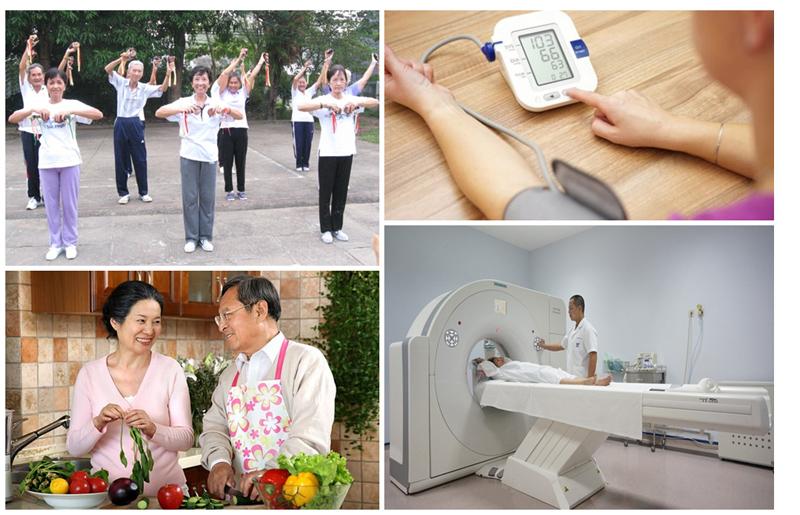 Phòng ngừa bóc tách động mạch chủ