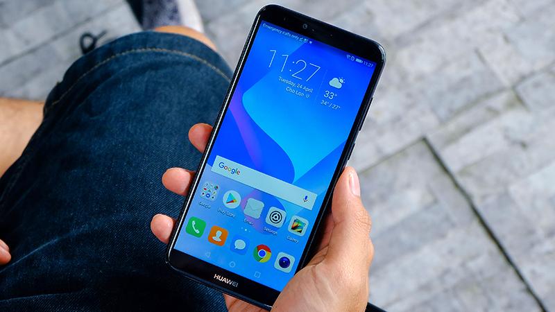 Huawei Y6 Prime 2018 tiếp tục được điều chỉnh giá bán