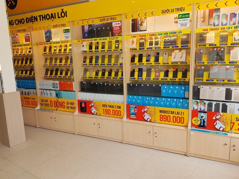 Siêu thị Điện máy XANH 184 Võ Văn Ngân, TP.HCM