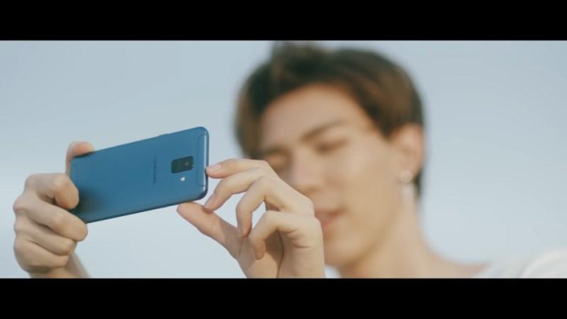 Samsung galaxy A6 bất ngờ xuất hiện trong MV mới của Karik, rất có thể sẽ sớm ra mắt tại VN