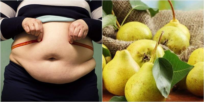 Lê có nhiều dưỡng chất, chất xơ, ít calo nên không gây béo