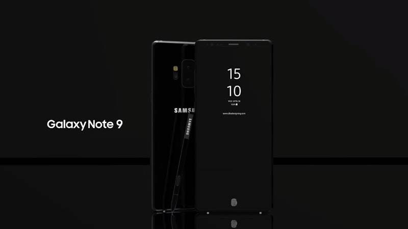 Tin đồn về Samsung Galaxy Note 9