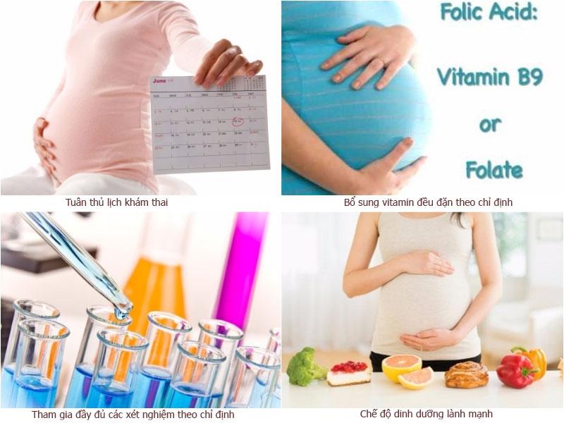 Cách chăm sóc cho bà mẹ sau khi thụ tinh ống nghiệm