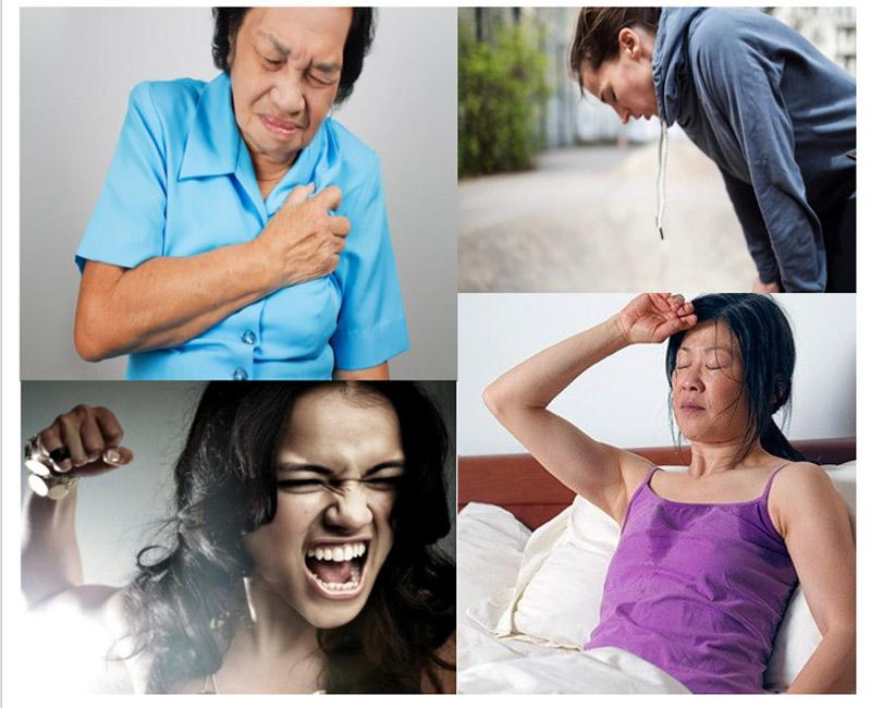 Triệu chứng của bệnh Takotsubo