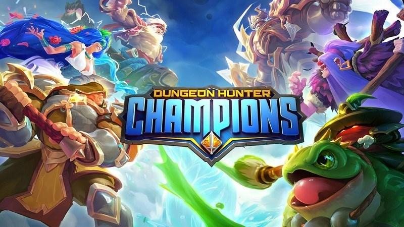 Gameloft ra mắt game Dungeon Hunter Champions trên Android và iOS - ảnh 1
