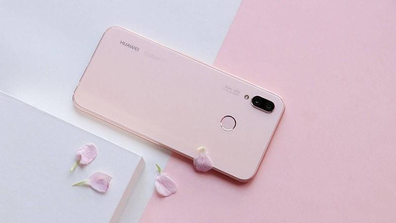 Nova 3e màu hồng