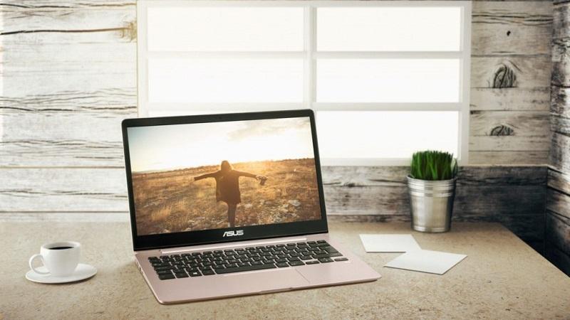ASUS ZenBook 13 siêu mỏng nhẹ lên kệ TGDĐ với bộ quà tặng hấp dẫn