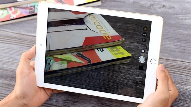 iPad chính hãng vừa được điều chỉnh giá bán cực tốt, giảm 1-2 triệu/máy