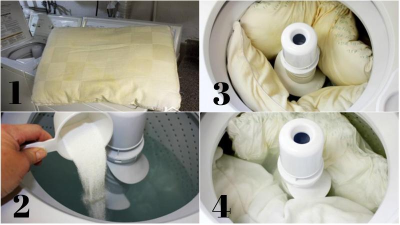 Heramo.com - Giặt ruột gối