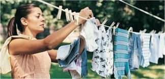 Thói quen xấu khi phơi quần áo đang hại sức khỏe gia đình bạn