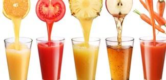 Mách bạn công dụng nước ép trái cây làm đẹp da