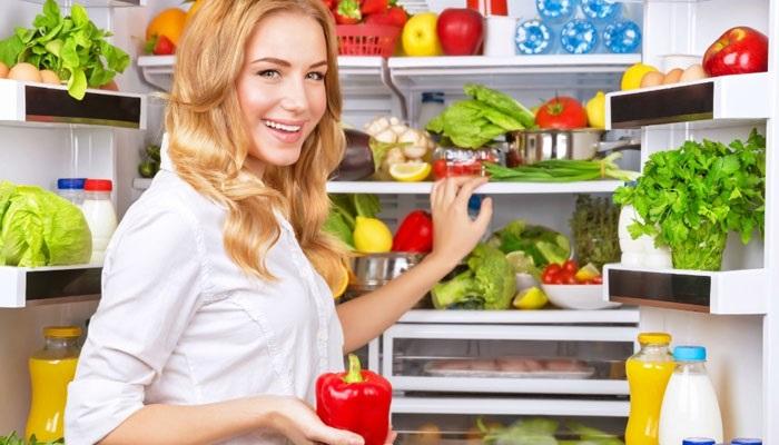 Đảm bảo tuân thủ các nguyên tắc bảo quản thực phẩm trong tủ lạnh