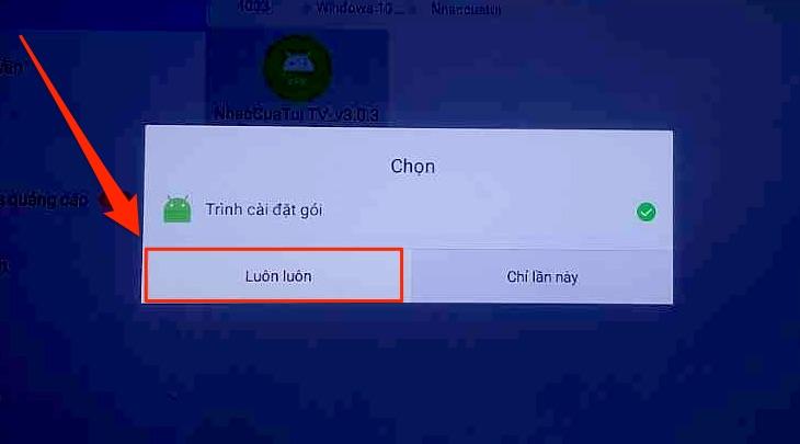 Cách tải ứng dụng trên Smart tivi cơ bản và Android tivi Sony 2018
