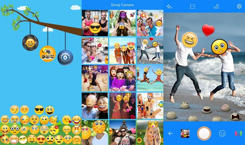 Emoji Camera