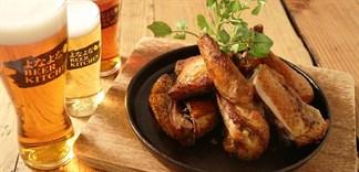 Mới lạ cách nấu gà với bia ngon không tưởng
