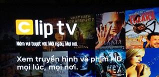 Kích hoạt gói xem phim miễn phí ClipTV trên Smart tivi Samsung 2018