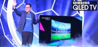 Tổng quan các dòng tivi Samsung 2018