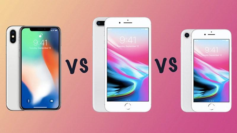 Thế Giới Di Động hiện đang áp dụng một loạt các khuyến mãi hấp dẫn dành cho các mẫu iPhone 8, iPhone 8 Plus và iPhone X.