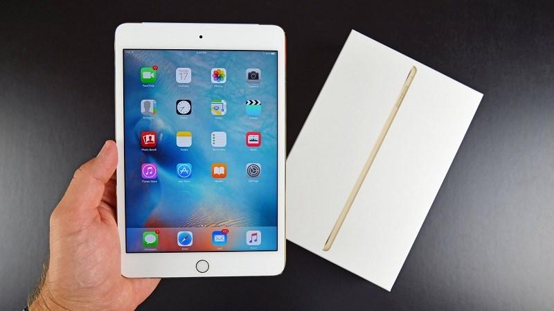 iPad Mini 4 dung lượng 128GB được giảm giá mạnh mẽ
