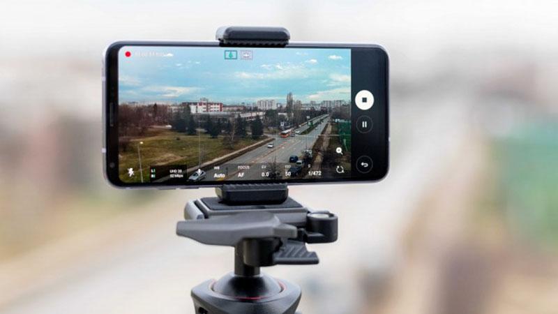 Camera kép trên smartphone