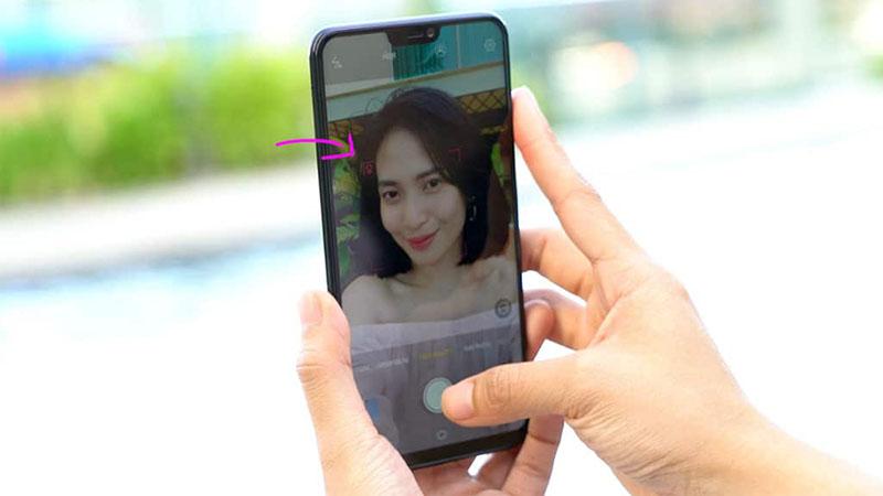Vivo AI Face Beauty