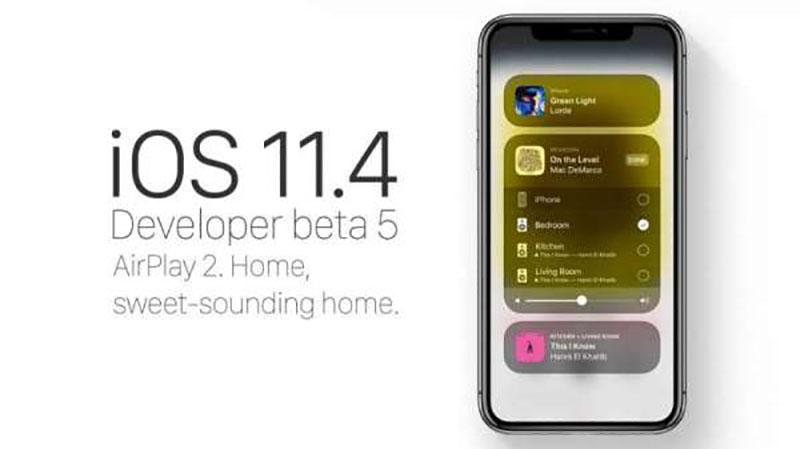 iOS 11.4 Beta 5: Tổng hợp thông tin và hướng dẫn cách cập nhật - ảnh 2