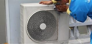 Hướng dẫn cách vệ sinh cục nóng máy lạnh đơn giản, dễ làm tại nhà