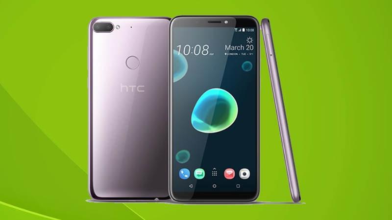 HTC Desire 12 Plus bất ngờ có giá bán tại Việt Nam - ảnh 1