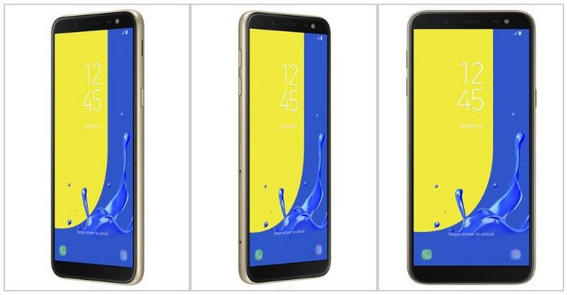Galaxy J6 màn hình vô cực lộ ảnh báo chí sắc nét