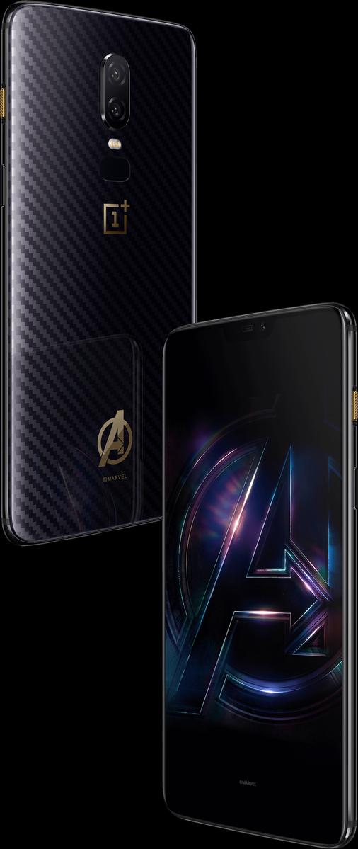 OnePlus 6 bản tiêu chuẩn và Avengers bản giới hạn đã có giá bán chính thức - ảnh 2
