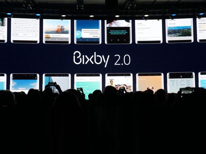 Bixby 2.0 trên Galaxy Note 9 sẽ phản hồi nhanh hơn, thông minh hơn - ảnh 2