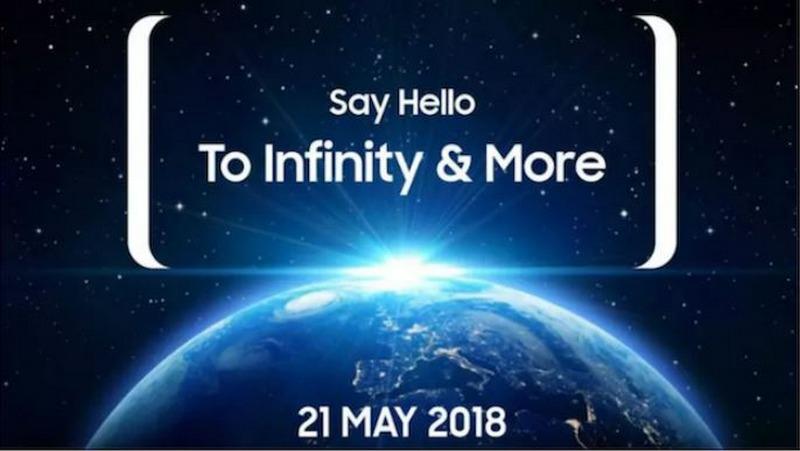Samsung chính thức gửi lời mời sự kiện ra mắt Galaxy J6 và Galaxy J4 - ảnh 1