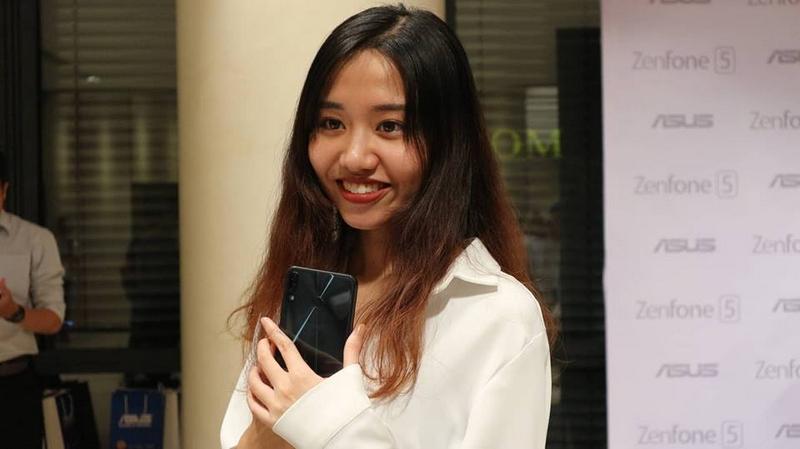Zenfone 5 ra mắt tại Việt Nam: màn hình tai thỏ, camera kép, giá... - ảnh 4