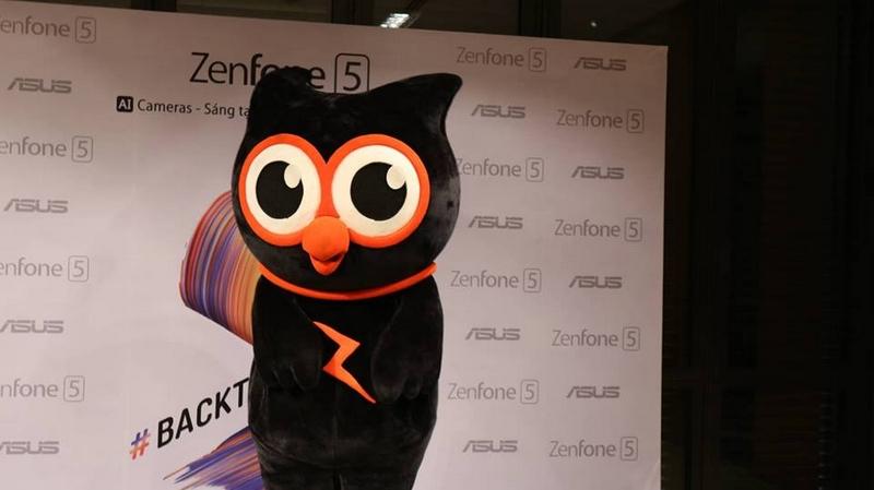 Zenfone 5 ra mắt tại Việt Nam: màn hình tai thỏ, camera kép, giá... - ảnh 6