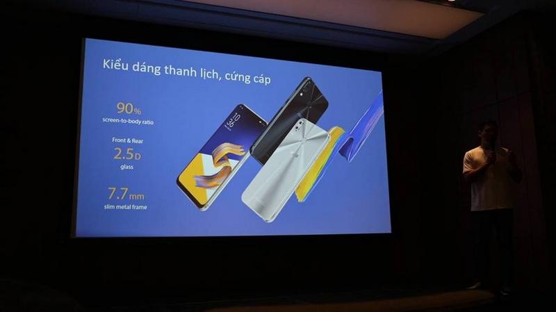 Zenfone 5 ra mắt tại Việt Nam: màn hình tai thỏ, camera kép, giá... - ảnh 9