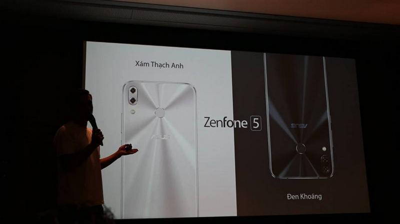Zenfone 5 ra mắt tại Việt Nam: màn hình tai thỏ, camera kép, giá... - ảnh 10